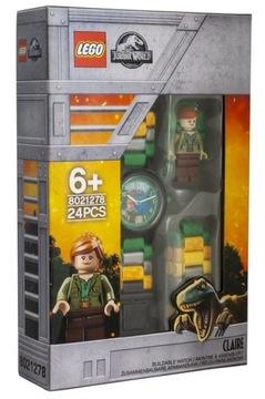 LEGO Jurský svet Náramkové hodinky Claire 8021278