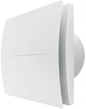 Ventilátor do kúpeľne EBERG QUAT 100T Časovač tichý