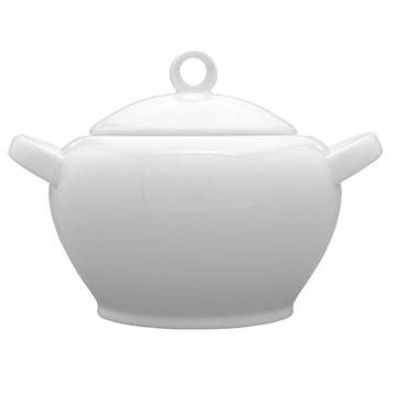 Biela váza pre polievku 2.7 Sonia pre polievku Lubiana WWA