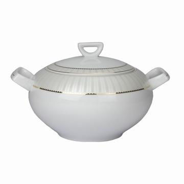 Waza pre yvonne polievka biela porcelán 3 l