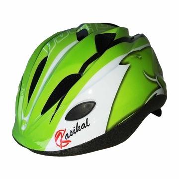 Cyklistická prilba Funn Green veľkosť S 48-52 cm