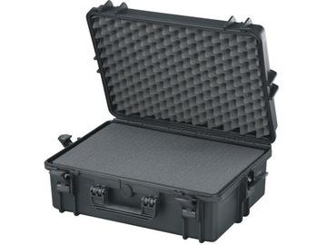Ochranný kufor Plná plnia penová kazeta