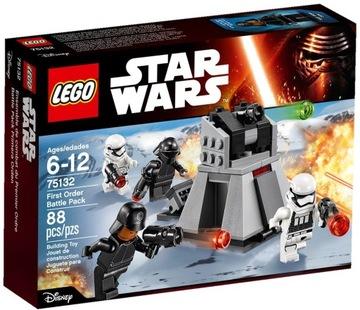 75132 LEGO STAR WARS PRVÁ OBJEDNÁVKA BALÍČKU BALÍČEK