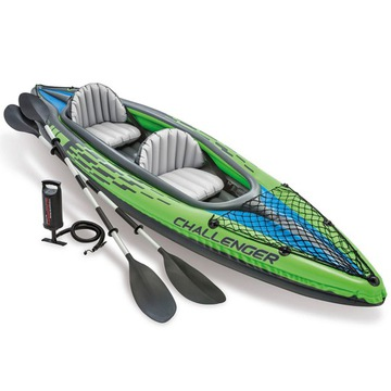 Kayak Challenger 2os. Olejové čerpadlo Intex 68306