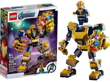 LEGO 76141 Mech Thanos Avengers - URČITE RÝCHLO
