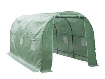 ZÁHRADNÝ FÓLOVÝ TUNEL skleník 3x4,5 m 13,5 m2