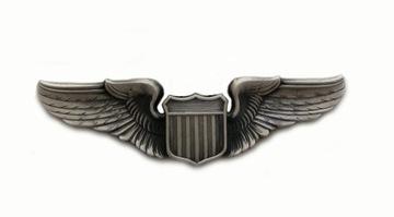 Originálne znamenie Základné diaľkové ovládanie US Air Force odznak
