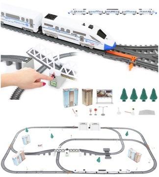 Elektrická železnica Veľký koľajový lokomotíva 9m