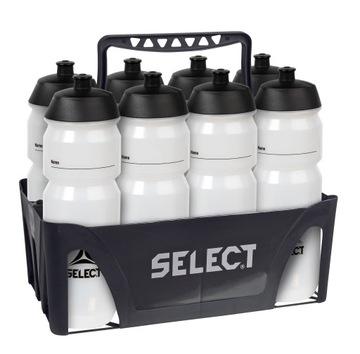 Zvoľte Basket Basket Set + 8 fľaše 0,7L