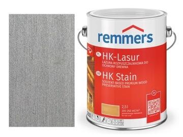 HK PROTECTIVE STAIN na drevo Remmers 5 L platina