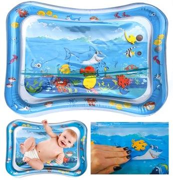 Nafukovacia vodná vzdelávacia senzorická podložka pre deti