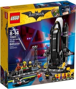 LEGO BATMAN 70923 RAKETA BATMANA VESMÍRNY!