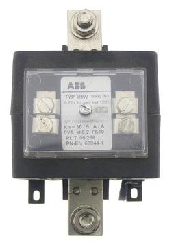 ABB IMW aktuálny transformátor 30/5A 150 / 5A 30A 150A