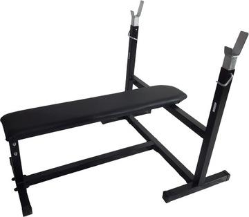 Bench Jednoduché masívne tréningové lavice L20