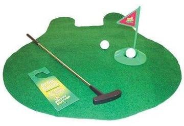 Golfové golfové toalety Mini Golfové ihrisko