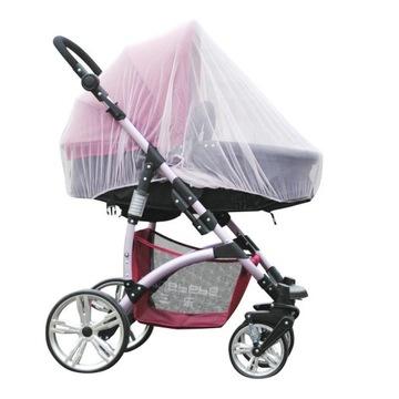 univerzálna moskytiéra na vozík