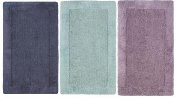Kúpelňový koberec 100% bavlna 50X80cm VÝPREDAJ