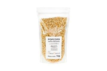Popcorn kukuričné zrná pre popcorn 1kg