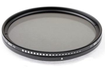 Nastaviteľný šedý kompliky FADER FADER 49 mm