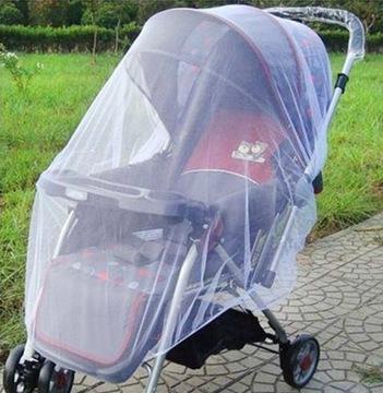 Sieť proti hmyzu pre detský kočík moskytiéra