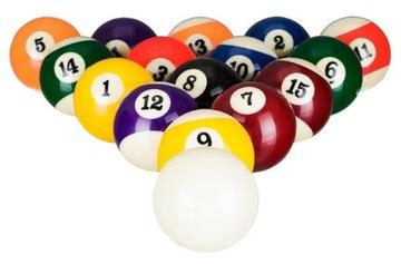 Biliard 57.2mm Balls v množine 16 Bill