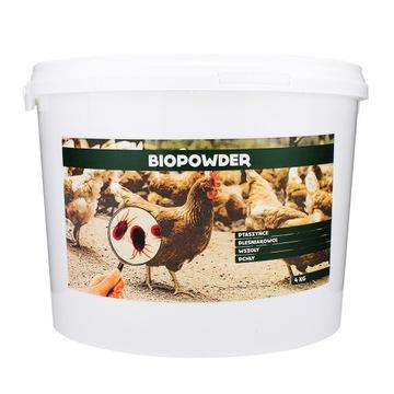 Boj proti vtákom vták pistle biopowder