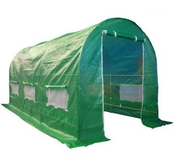 ZÁHRADNÝ FÓLOVÝ TUNEL skleník 2x3 m 6m2 (TO2x3)