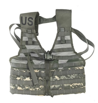 Vest Tactical Belt Modulárny Molle UCP US LUX