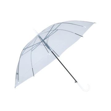 Parasol transparentná svadba pre svadobný dáždnik