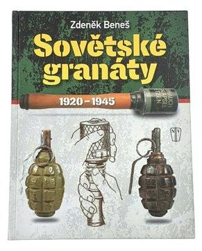 Sovietske granáty 1920-1945 Svetová vojna II Ruská