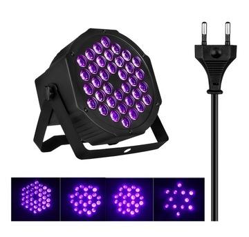 Disco lampa Colorofon Stroboscope Laser Ball RGB