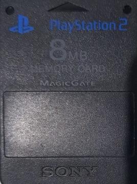 PS2 Pamäťová karta Originálne SONY 8MB