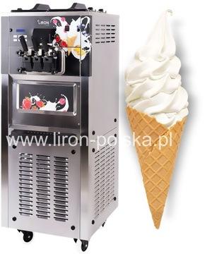 Strojový stroj pre taliansku zmrzlinu Liron Rapid