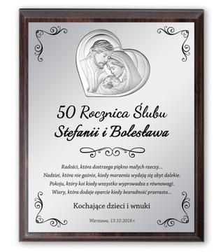 SVADOBNÉ VÝROČNÉ Jubileum 10 25 40 45 50 DARČEK