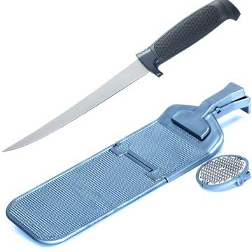 Fillet Filleting Dets + nôž + škrabka