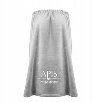 APIS TUNIC Kozmetický Grey Vemor Logo Soft