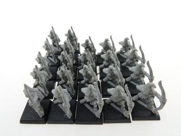 Warhammer Night Goblin Archers Nastavte 22 obrázkov