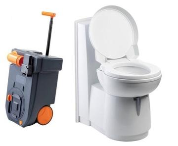 Kazeta WC pre vstavaný thetford C263-CS