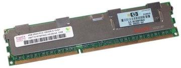 HP 4GB 2RX4 PC3-10600R 500203-061