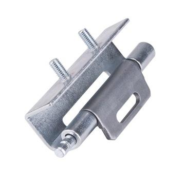 Zvárací záves vnútorný dverový kovový skrinka