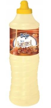 Karmel Sauce Dijo 1kg Topping pre zmrzlinu Hit