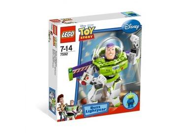 LEGO 7592 Príbeh hračiek Vybuduj hlášky NOVÉ JEDINEČNÉ!