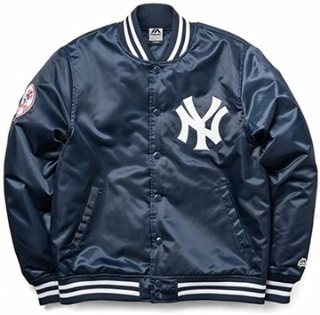 Baseball bunda New York Yankees Majestic M