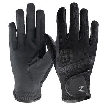 Jazdecké rukavice Horze Sabrina Mesh R.S