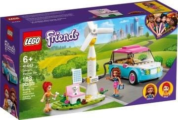 Lego Friends Electric Car Olivia 41443