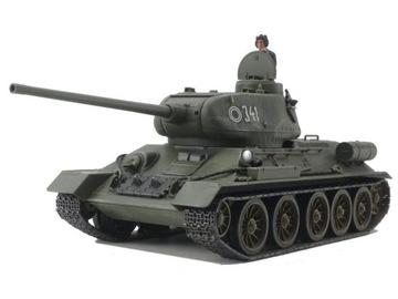 1/48 Ruská tank T-34-85     Model Tamiya 32599