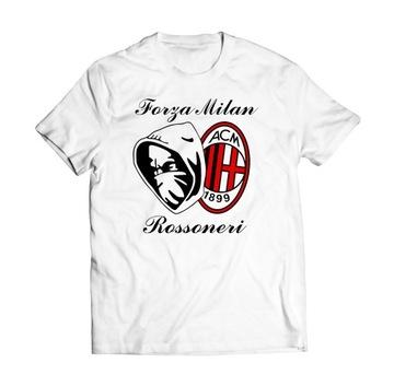 AC Miláno, T-Shirt, Tričko, 4xl