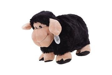 Skladací vankúš čierna ovca jahňacie jahňacie SLNKO