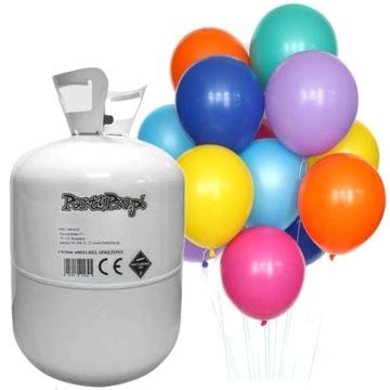 PÁSKA NA BALÓNY stužkový balónový valec SADA x30