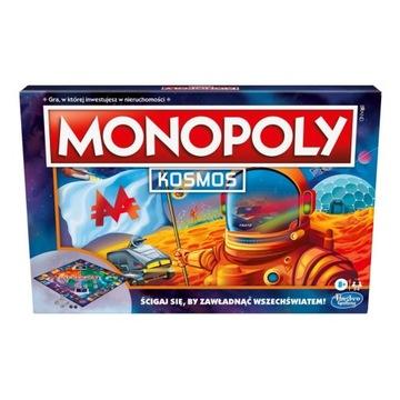 Monopoly Board hra Kosmos Space WER PL HASBRO